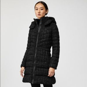 NEW W/ TAGS: Mackage Lara Shimmer Wool Down Coat